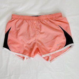 Nike Coral Athletic Shorts
